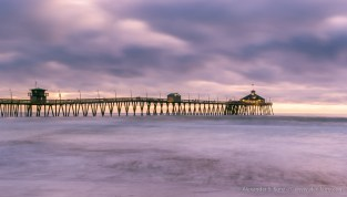 IB Pier -- Imperial Beach, San Diego, California