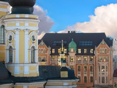 <strong>Hotel Dostojewski****</strong>
