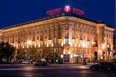 Hotel Volgograd*****