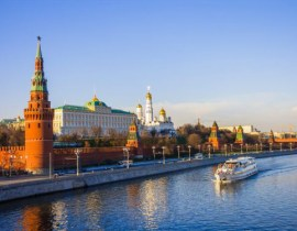 Gruppenreise Moskau