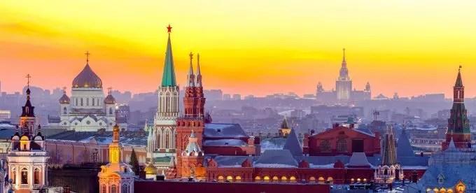 Moskau Panorama, WM 2018
