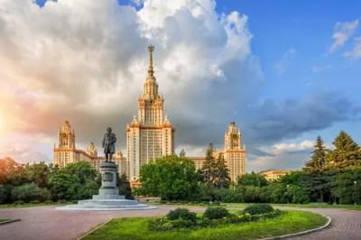 <strong>Lomonossow-Universität</strong>