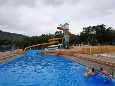 großen Pool