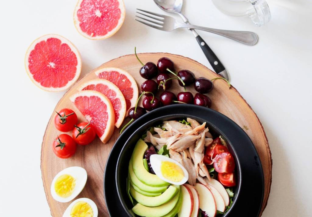 Why is it important to keep a balanced diet?