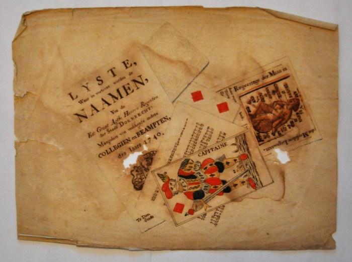 Trompe-l'oeil 1740