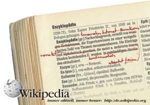 Sansculotte - Wikipedia Werbung (Wikipedia)
