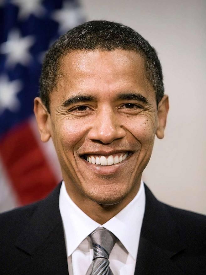 The Obama-Biden Transition Project - Porträt von Barack Obama