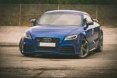 Audi TTRS Plus in Sepangblau