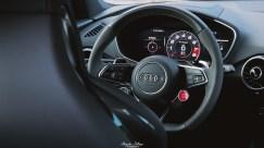Audi TT RS Cockpit