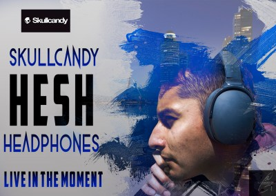 Skullcandy Student Advertisment