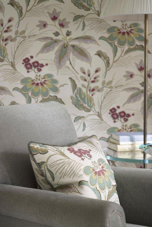 Buy Nina Campbell Montacute Harwick Weave Fabric Online