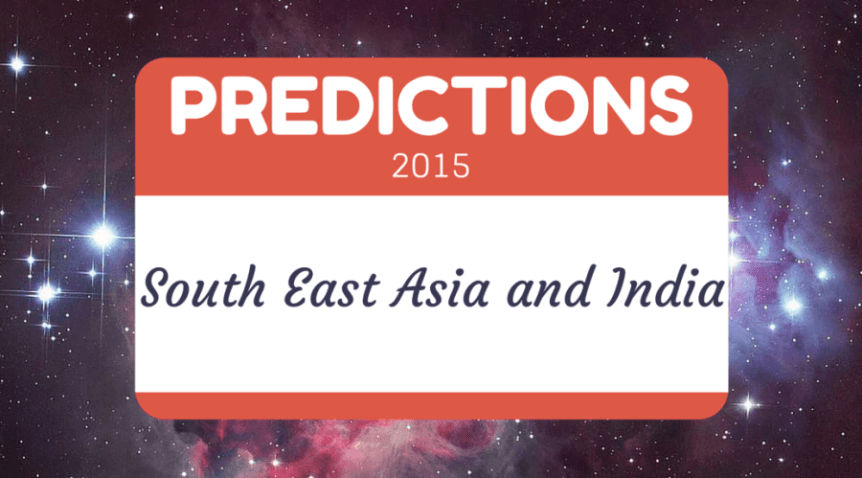South east asia 2015 startup and vc precictions