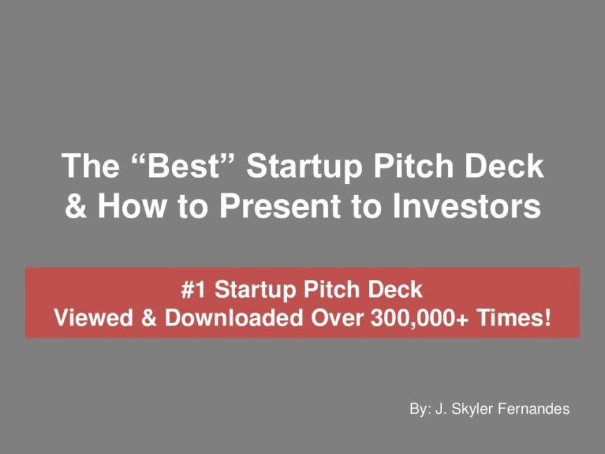 the-best-startup-investor-pitch-deck-how-to-present-to-angels-venture-capitalists-1-1024 Raise Pitch deck