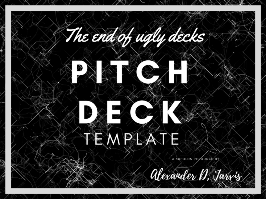 50Folds pitch Deck Template