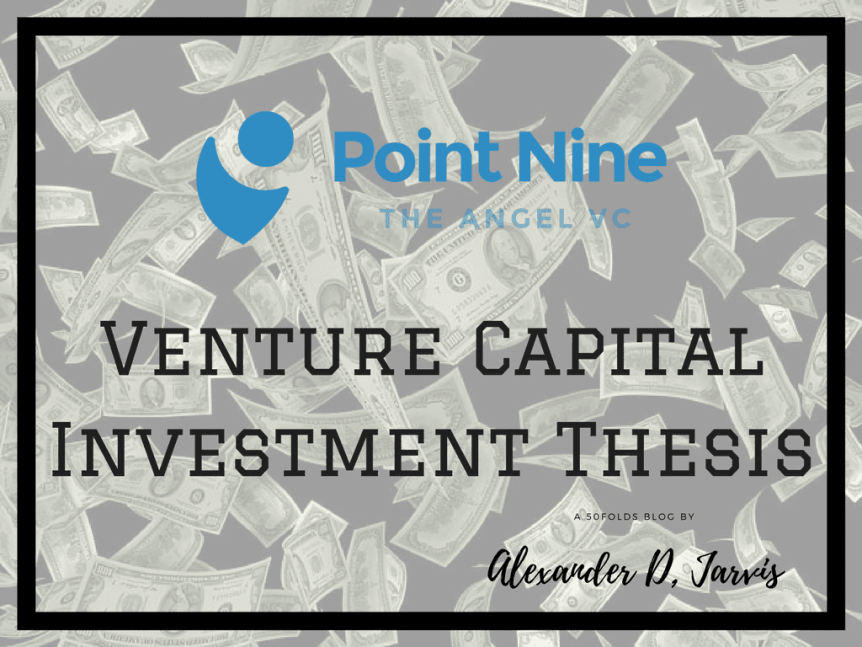 point nine capital Investment thesis