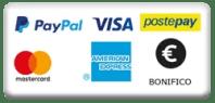 pagamenti alexander john shoes metodi paypal bonifico bancario