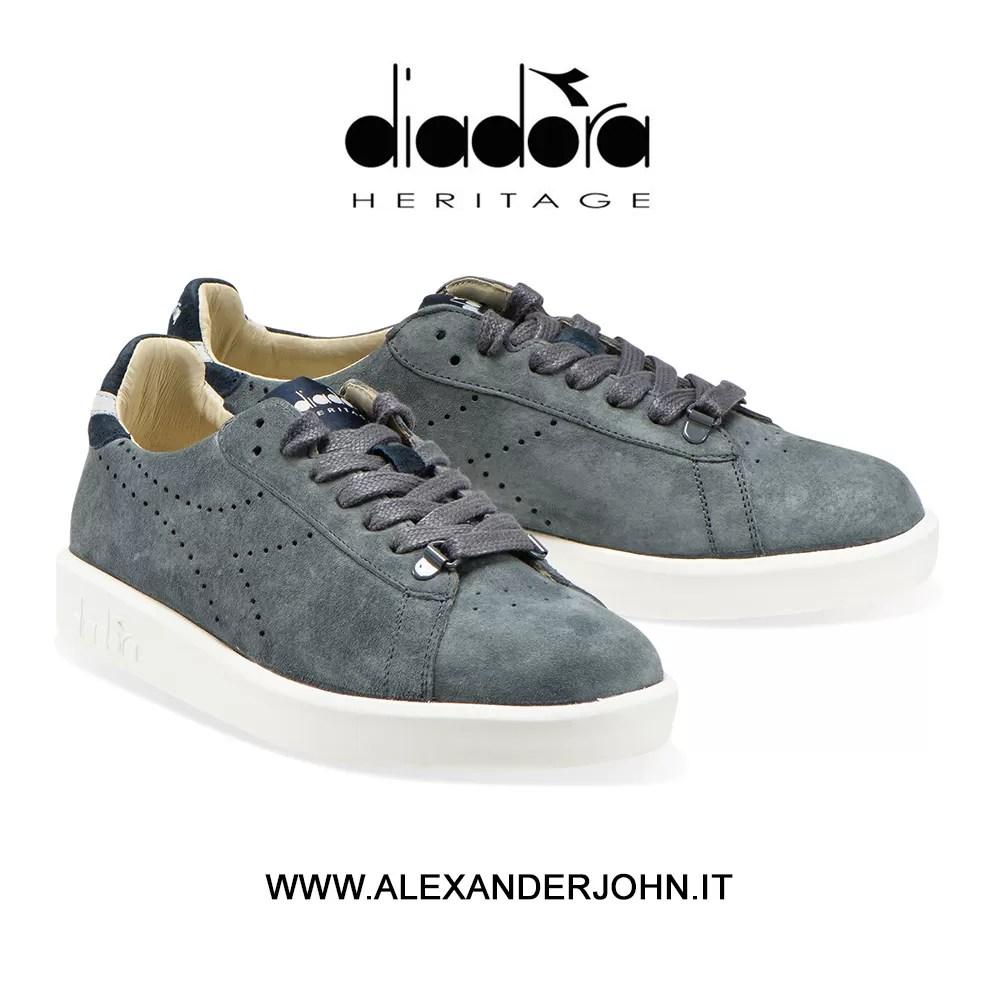 Prezzo abbordabile Sneakers Diadora Heritage Grigio
