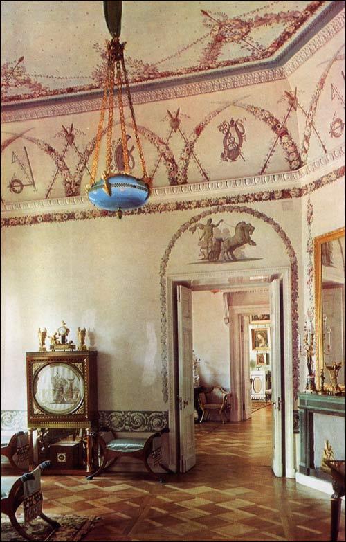 Bedroom Pavlovsk Palace Amp Park Country Residence Of