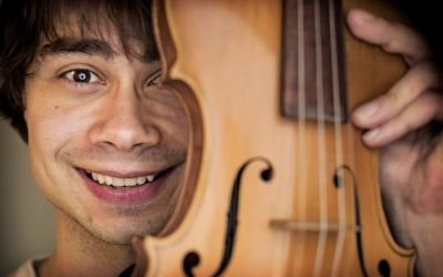 VG.no: Alexander Rybak made a rebellion against Classical Music