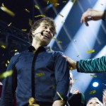 Nrk.no: Platinum trophy for Rybaks' MGP-song