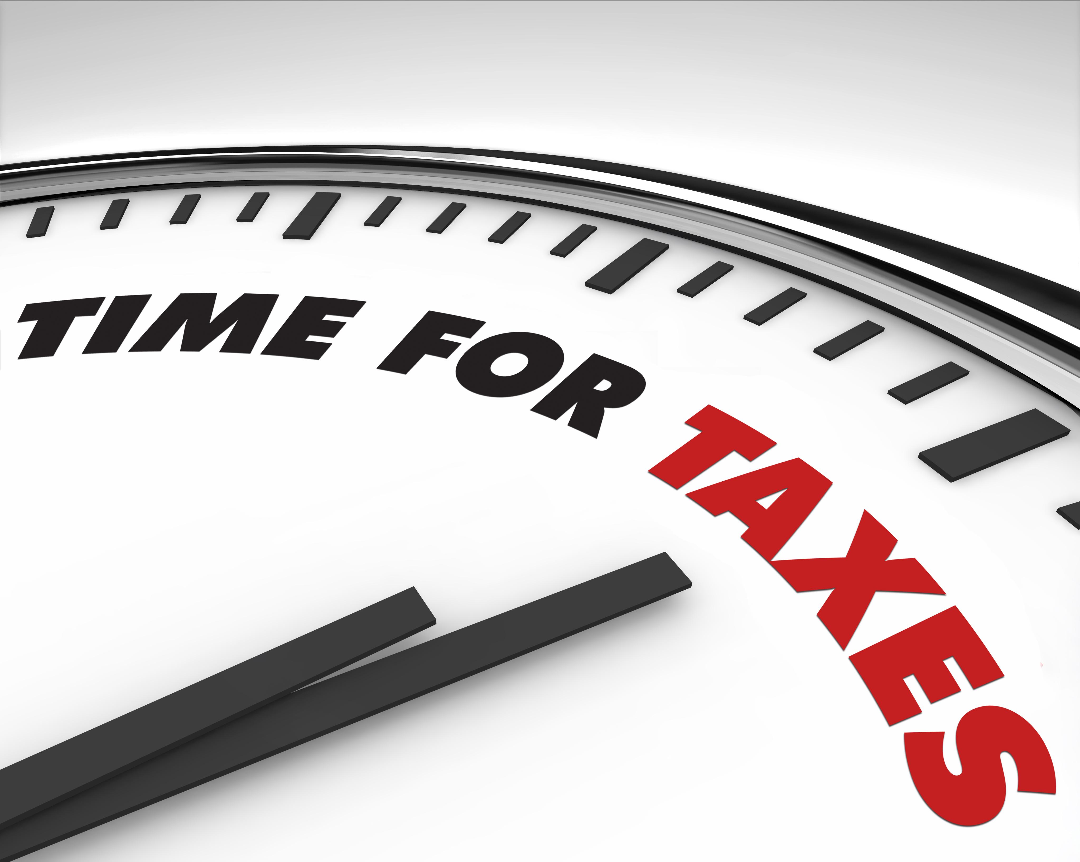 Вам на заметку: даты, связанные с подачей налоговых деклараций