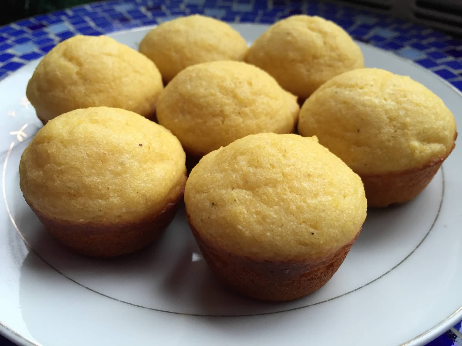 Happy Mother's Day - Sweet Honey Mini Corn Muffins