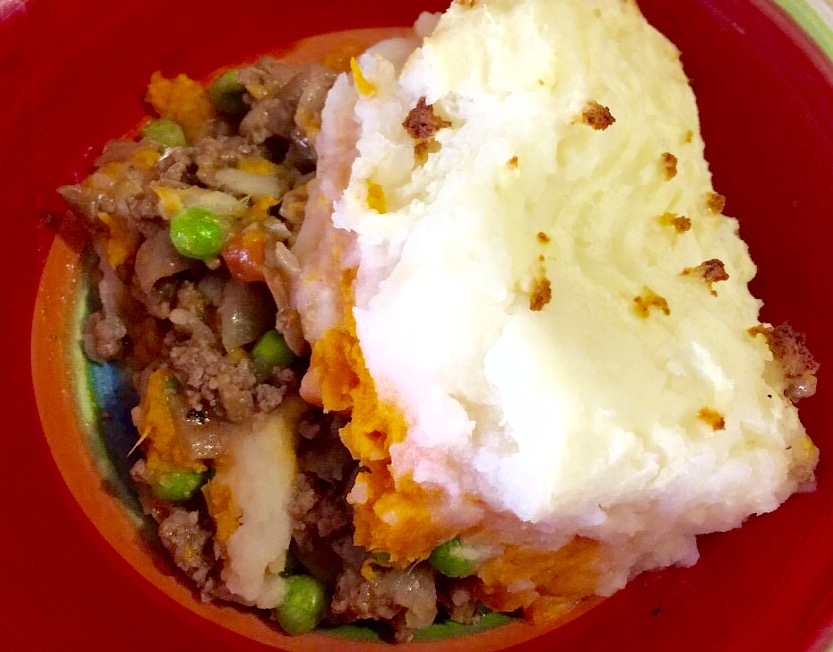 Comforting British Cottage Pie from Alexandersmom.com