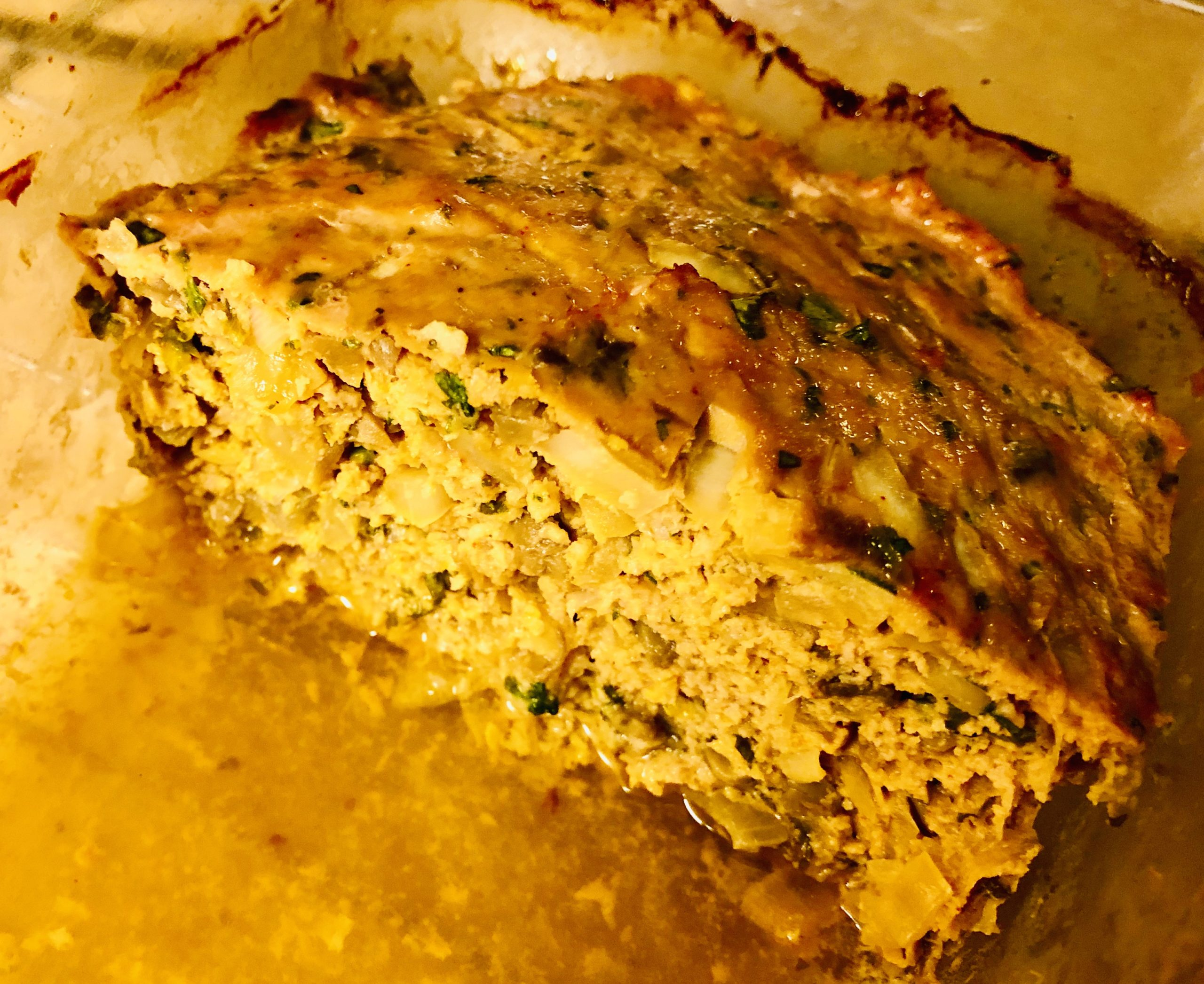 The Moistest Turkey Meatloaf Ever from Alexandersmom.com