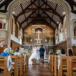 Wedding vows and social distancing