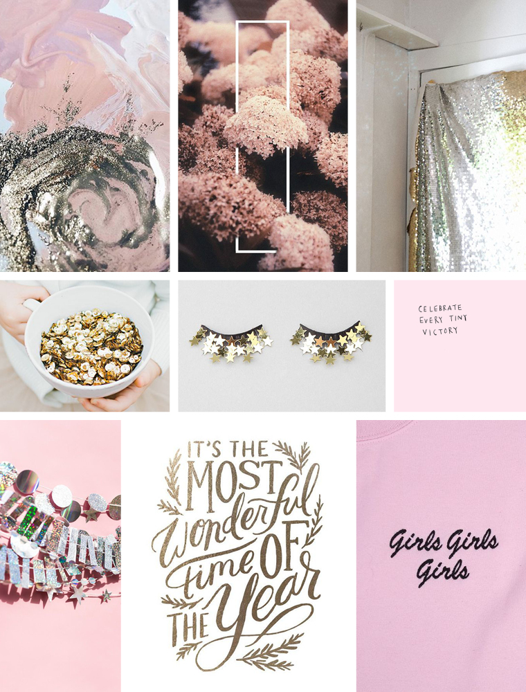 Introducing For the Glitz | Mood Boards | Inspiration