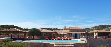 Stunning villa for rent in Piantarella, Sperone, South Corsica