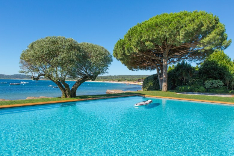 The best location in Saint Tropez?