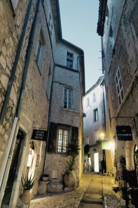 Ruelle de saint Paul