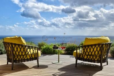 Luxury villa rentals South Corsica