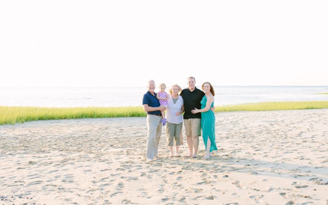 Encounter Beach Family Session | Eastham, MA