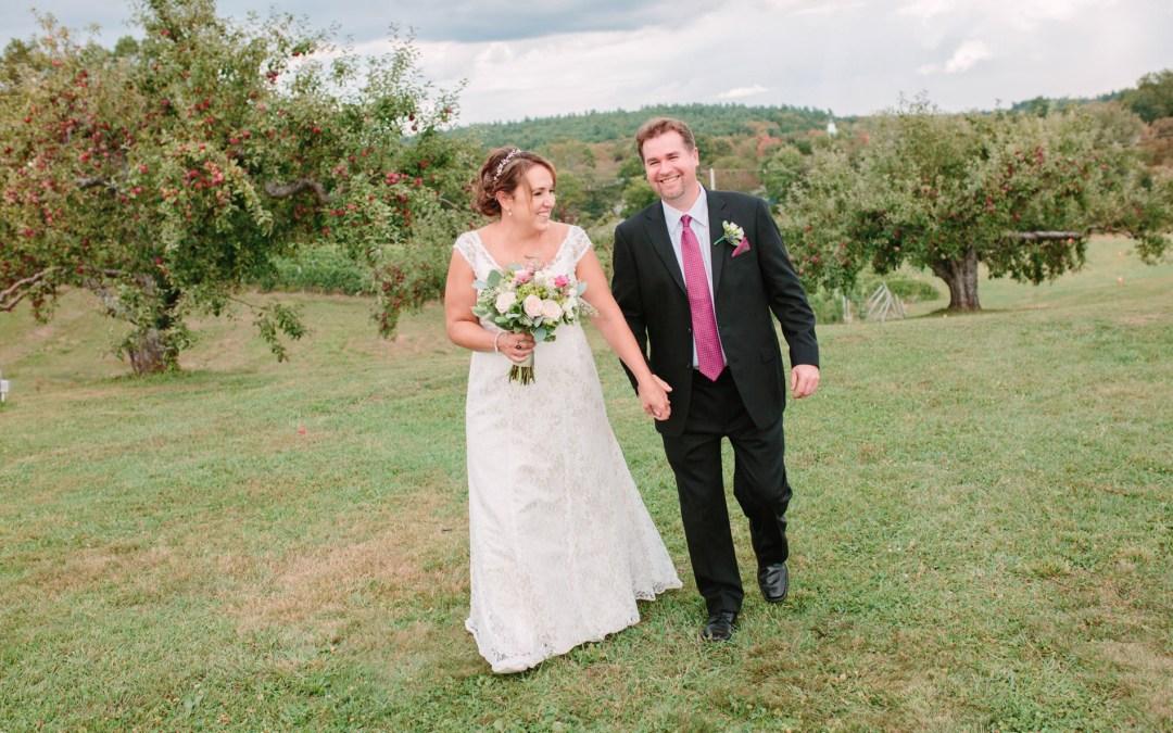 Nashoba Valley Winery Wedding   Bolton, MA
