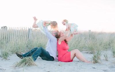 Fisher Family   Duxbury Beach, MA