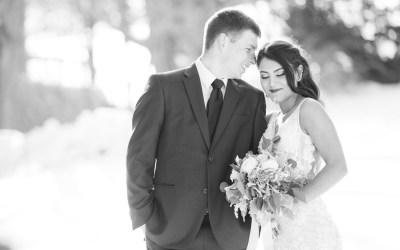 Winter Wedding Inspiration   New England Photographer
