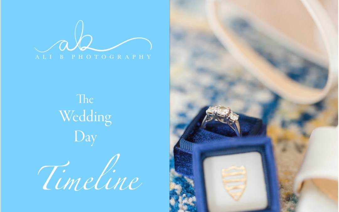 The Wedding Timeline | Wedding Wisdom