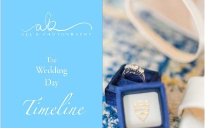 The Wedding Timeline | Wedding Wisdom