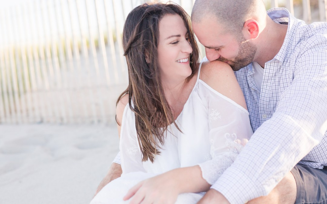 Allison & Daniel Engagement Session | Duxbury, MA