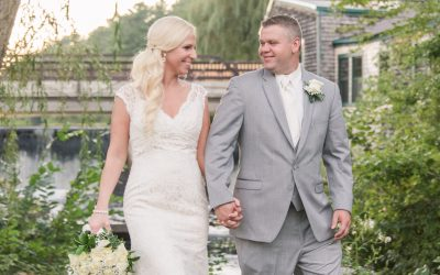 Jones River Trading Wedding Venue   Allison & Derek