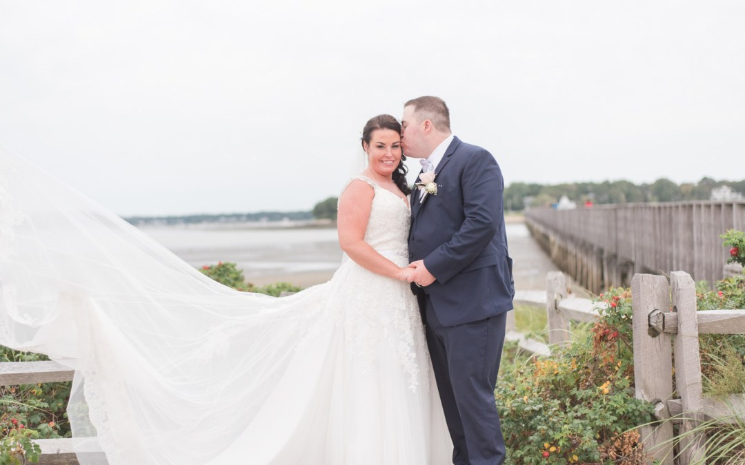 Plymouth Country Club Wedding Venue | Brianna and Rick