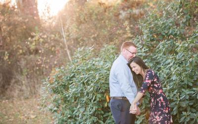 Amylee & Greg Engagement Session | Chiltonville, MA