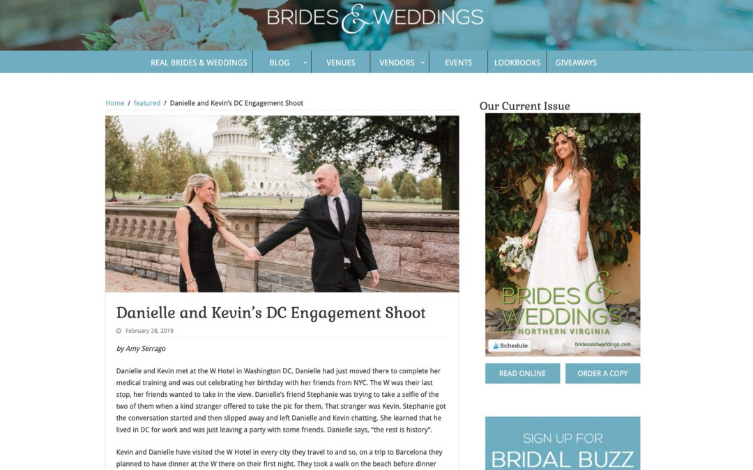 FEATURED | BRIDES MAGAZINE