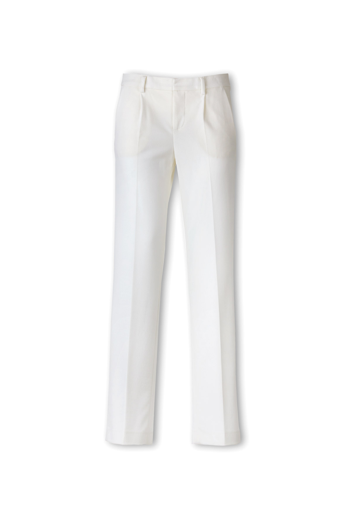 Pantaloni in crêpe