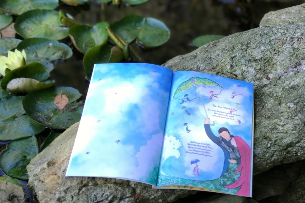 First Poems from Through the Heart's Eyes