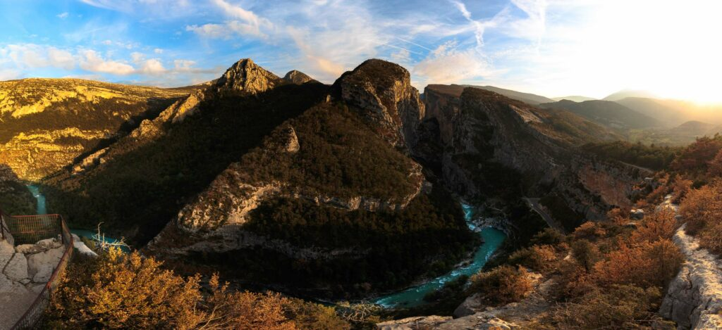 Point Sublime - Gorge du Verdon