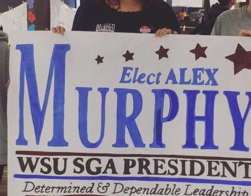Alexandria Murphy for Worcester State SGA President