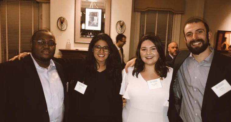 2019 WSU President's Young Alumni Circle